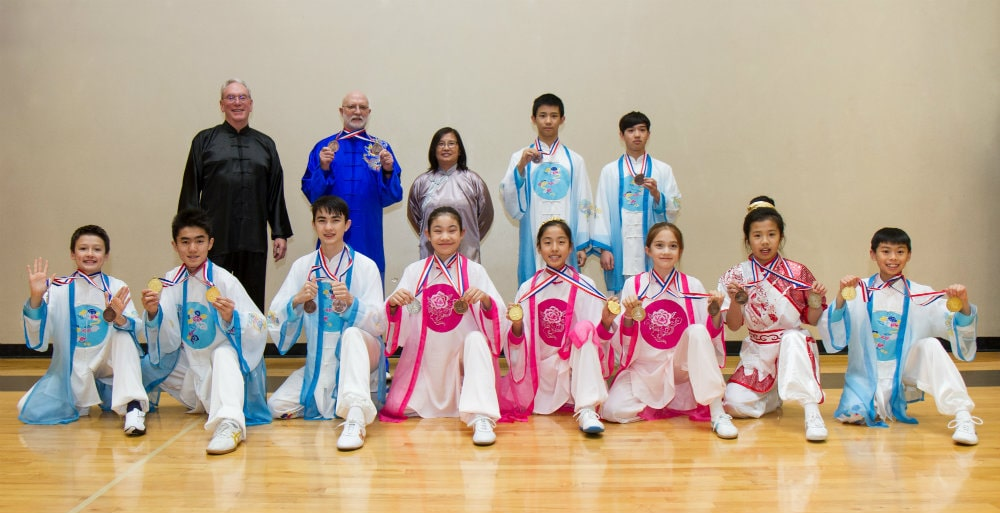 Competition and Awards – US Wushu Center