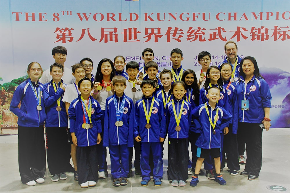 US Wushu 2019 Team World Kung Fu Championships